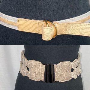 Accessories - 4/25 Belt bundle